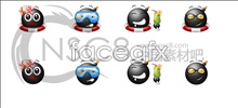Cute qq emoticon