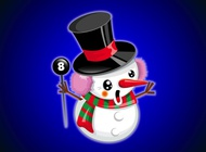 Link toCute snowman vector free