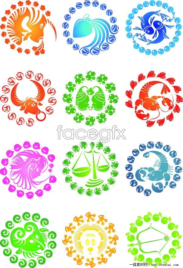 12 chinese zodiac chinese traditional paper cutting vector over 12 chinese zodiac chinese traditional paper cutting vector toneelgroepblik Image collections