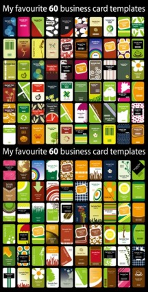 120 of the beautiful card background vector