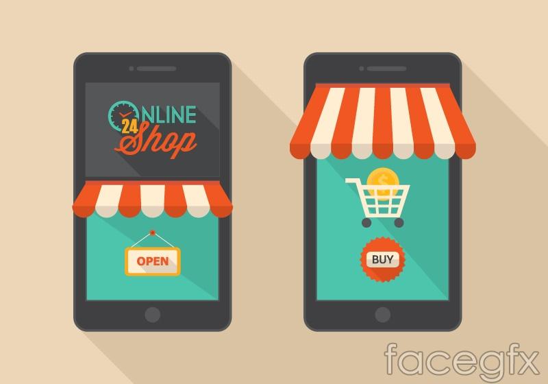 24 hour online shop vector over millions vectors stock photos hd 24 hour online shop vector toneelgroepblik Images
