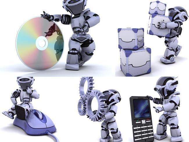3d robot pictures psd over millions vectors stock photos hd 3d robot pictures psd free download 3d robot hd pictures toneelgroepblik Images