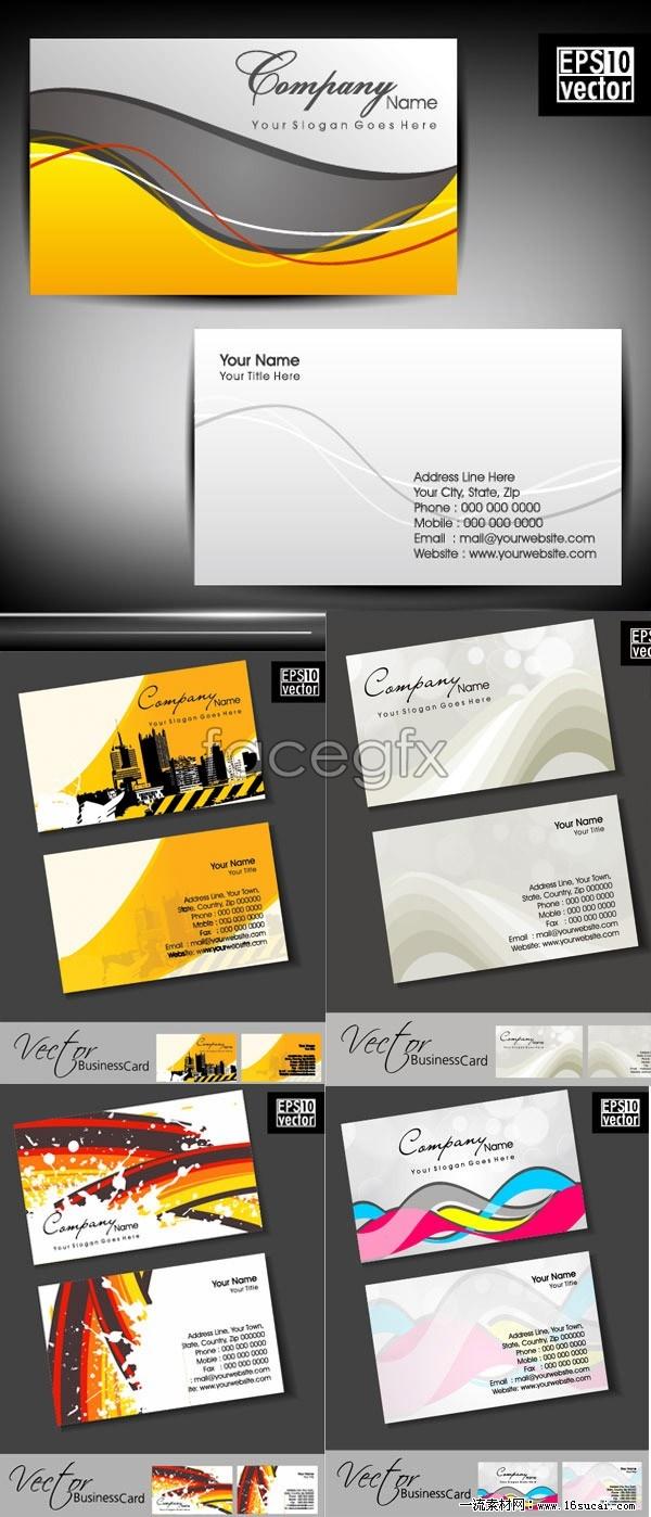 Famous Current Business Cards Images - Business Card Ideas - etadam.info