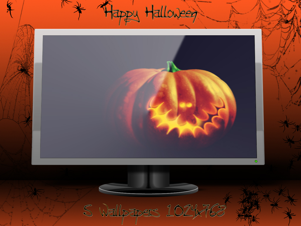 5 Pumpkin Wallpapers