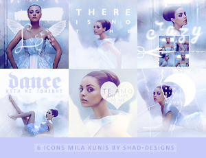 6 Icons Mila Kunis
