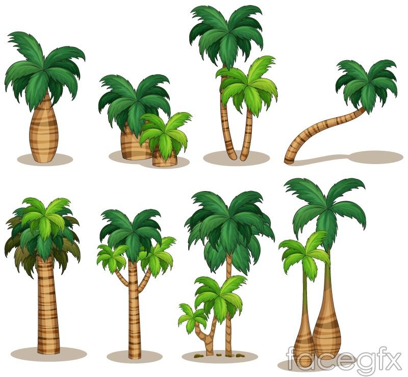 8 beautiful coconut palm vector over millions vectors stock 8 beautiful coconut palm vector free download 8 beautiful toneelgroepblik Image collections