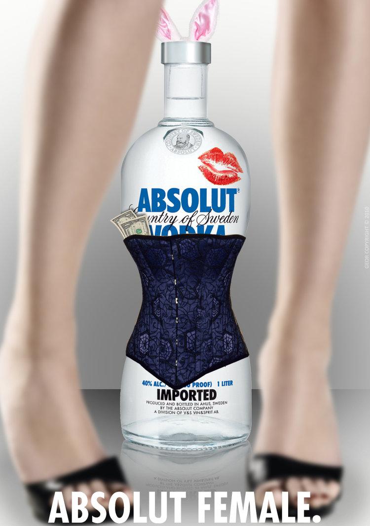 ABSOLUT VODKA. Advert. No 3