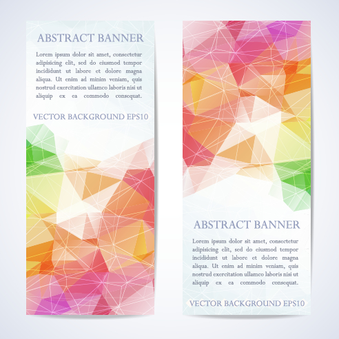 Abstract geometric shapes vertical banners vector 01 free over abstract geometric shapes vertical banners vector 01 free toneelgroepblik Gallery