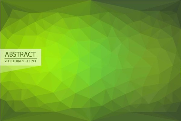 Abstract triangle embossment vector background 07 free