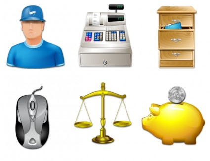 Accounting icons icons pack