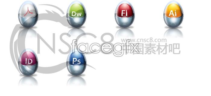 Adobe CS3 Easter egg icon