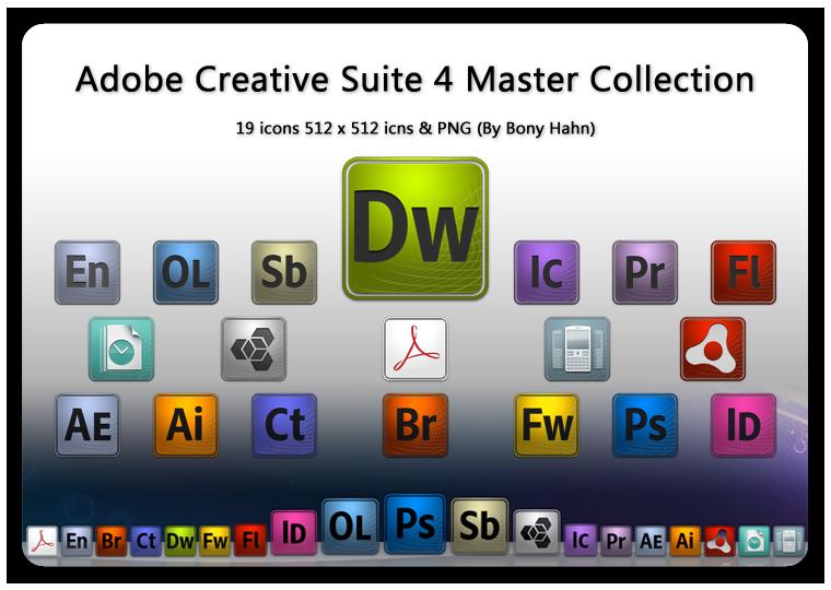 Adobe CS4 Master Collection