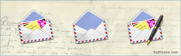 Airmail Icons