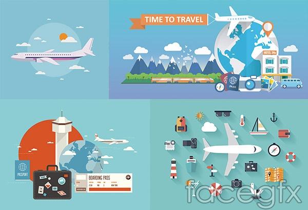 Airplane travel icon vector over millions vectors stock photos airplane travel icon vector free download toneelgroepblik Choice Image