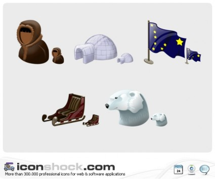 Alaska Icons icons pack