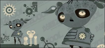 alien illustration of an alternative