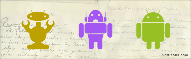 Android Friends Icons