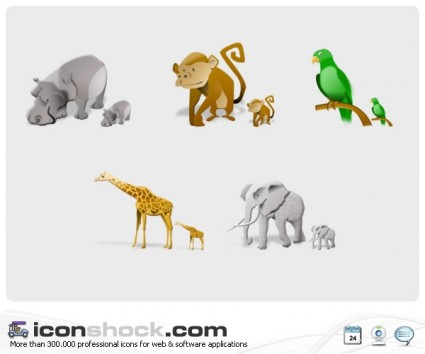 Animals Vista Icons icons pack