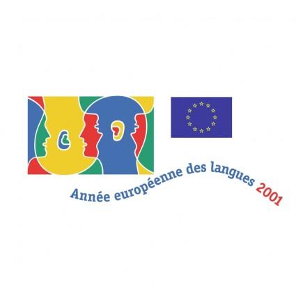 annee europeenne des langues logo