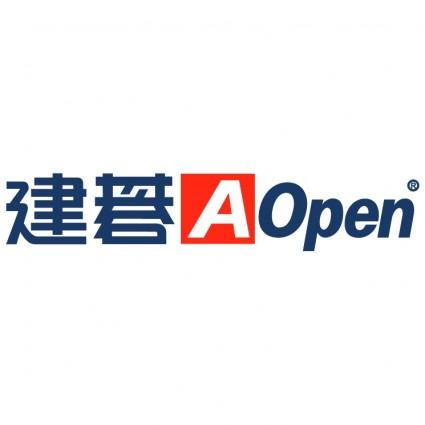 aopen 1 logo