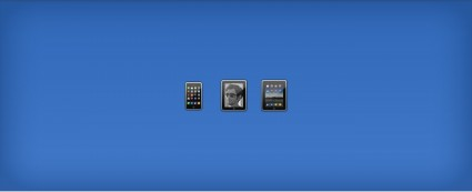 Apple iPhone, iPod and iPad Icons
