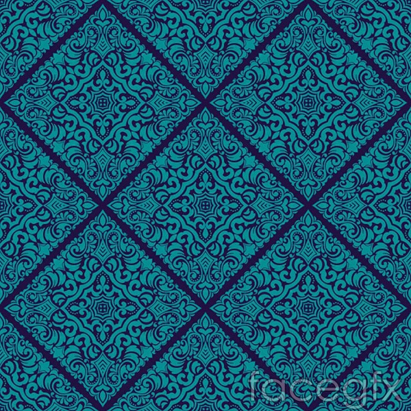 Argyle backgrounds vector