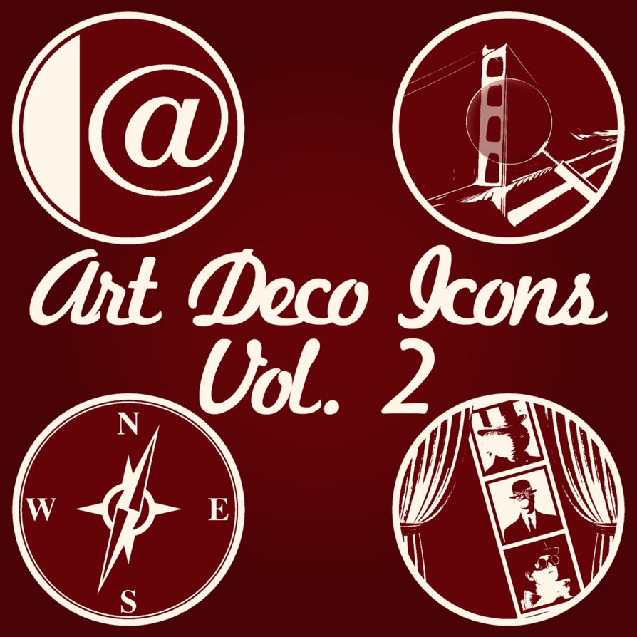 Art Deco Icons, Volume 2
