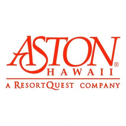 aston hawaii logo