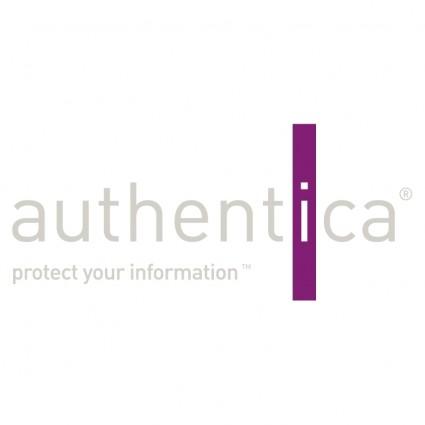 authentica 1 logo