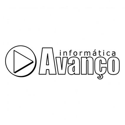 avanco informitica logo