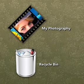 AveDesk Photography Icon