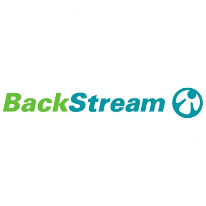 backstream logo