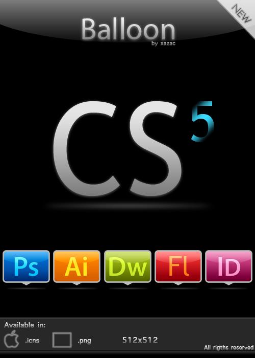 Balloon – Adobe CS5