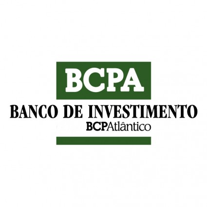 bcpa banco de investimento logo