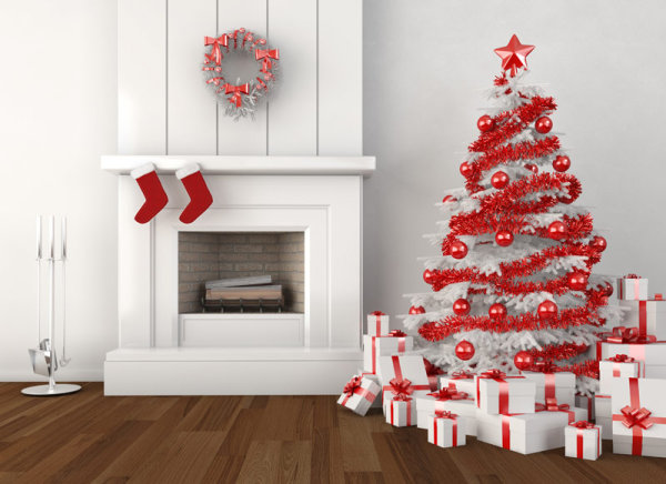 Beautiful Christmas design elements -62--HD pictures