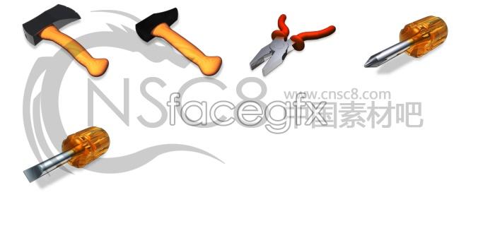 Beautiful maintenance tool icon