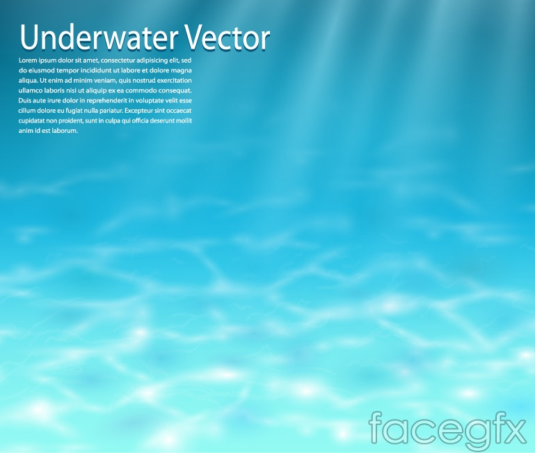 Beautiful underwater vector illustration over millions vectors beautiful underwater vector illustration free download toneelgroepblik Images