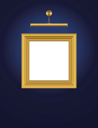 beautifully ornate pattern picture frame 04 vector