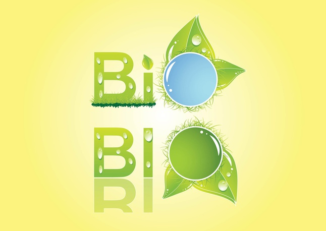 Bio Graphics vector free