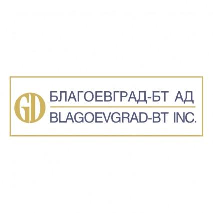 blagoevgrad bt logo