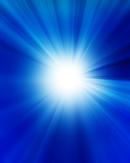 Blue background picture material-4
