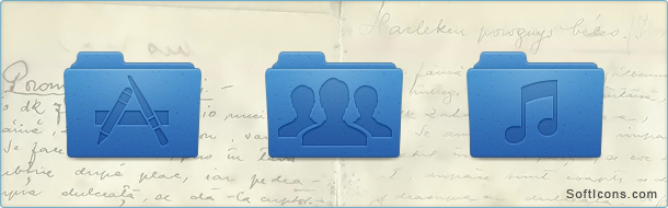 BluMarble Folders Icons