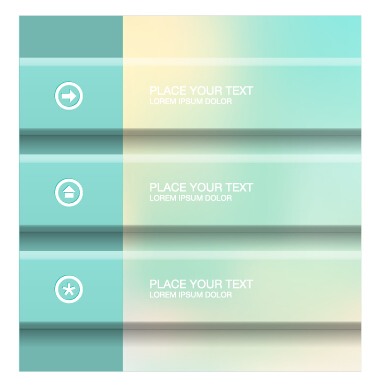 blurry banner business template background 05 free over millions