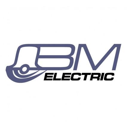 bm electric logo