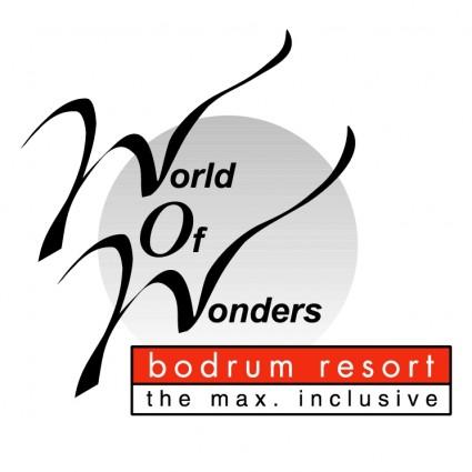 bodrum resort logo