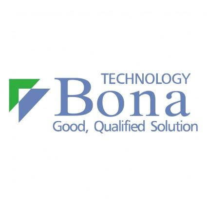 bona technology logo