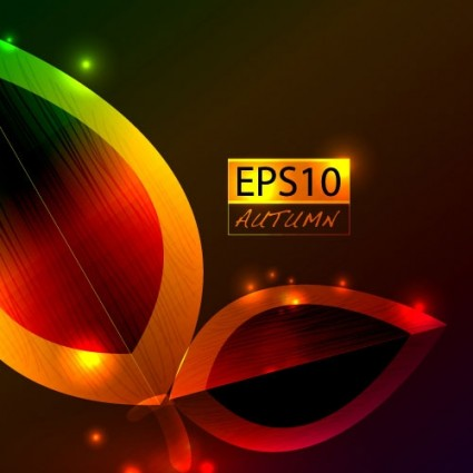 bright beautiful background 04 vector