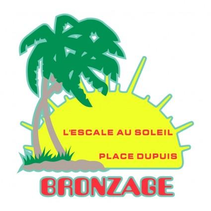 bronzage logo