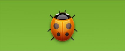 Bug Icon (Ladybug)