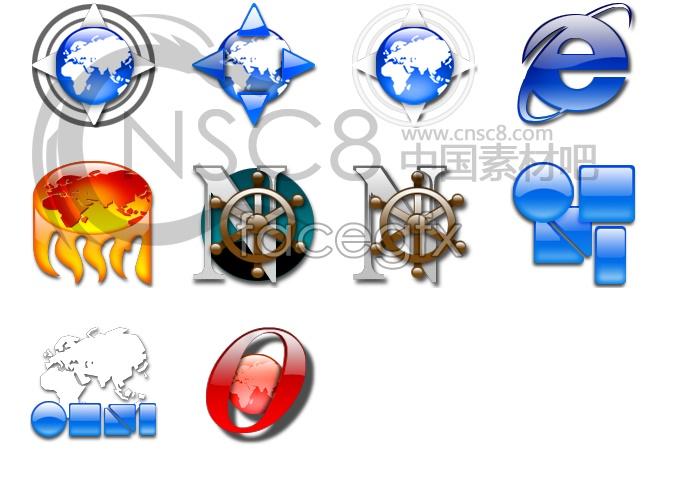C-series icons